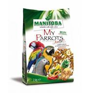 Manitoba My Parrots Ara&C. 2 kg