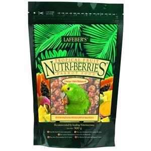 Lafeber Tropical Fruit Nutri-Berries for Parrots 300 g