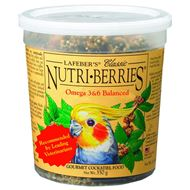 Lafeber Classic Nutri-Berries for Cockteils 284 g