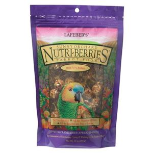 Lafeber Sunny Orchard Nutri-Berries for Parrots 284 g