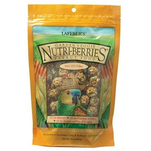Lafeber Garden Veggie Nutri-Berries for Parrots 284 g