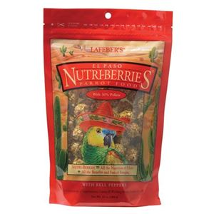 Lafeber El Paso Nutri-Berries for Parrots 284 g