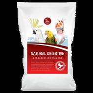 GM Breeders Natural Digestive Formula - Cockatoos & Amazons