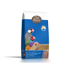 Deli Nature Eggfood Tropical Finches Moist