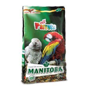 Manitoba All Parrots
