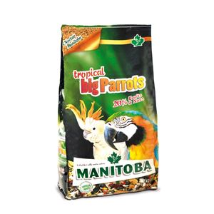 Manitoba Tropical Big Parrots