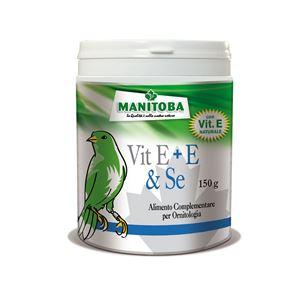 Manitoba Vit E + E & Selen 150 g