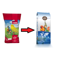 TRHON CZECH BREEDERS Parrots Extra Diet PP